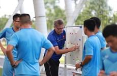 Công bố danh sách 34 cầu thủ đội tuyển U18 Việt Nam tập trung đợt 1