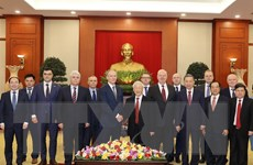Việt Nam-Nga tăng cường, mở rộng hợp tác trong lĩnh vực an ninh