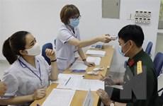 Bộ Y tế hướng dẫn khám sàng lọc trước khi tiêm vaccine COVID-19