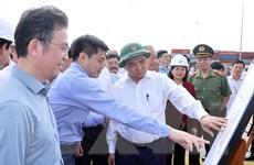 Thủ tướng: Tập trung phát triển cảng Cái Mép-Thị Vải ngang tầm khu vực