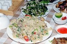 Đến Sơn La, thưởng thức những món ăn độc đáo chế biến từ hoa ban