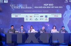Khởi động cuộc thi Hoa khôi Hòa bình Việt Nam 2021 tại Đà Nẵng
