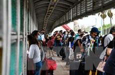 Làn sóng di cư từ Trung Mỹ làm khó chính quyền của Tổng thống Biden