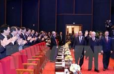 Lãnh đạo Đảng, Nhà nước dự Lễ kỷ niệm 90 năm Ngày thành lập Đoàn
