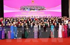 Nâng cao vai trò và vị thế của nhóm nữ đại biểu Quốc hội