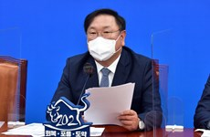 Đảng cầm quyền Hàn Quốc kêu gọi Triều Tiên quay lại bàn đàm phán