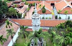 [Photo] Độc đáo ngôi chùa lưu giữ 4 bảo vật quốc gia ở Bắc Ninh