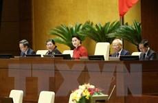 Đại biểu Quốc hội nêu cao trách nhiệm trước cử tri và nhân dân