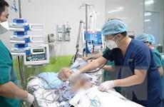 'Các bệnh nhân COVID-19 nặng được theo dõi sát và tư vấn kịp thời'