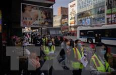 Tuần hành phản đối tình trạng bạo lực nhằm vào người gốc Á tại Mỹ