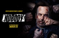 Phim hành động 'Nobody' giành vị trí đầu bảng ở phòng vé Bắc Mỹ