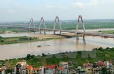 Hà Nội cấp phép có thời hạn cho nhà ở ngoài đê sông Hồng