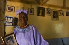 Bà nội của cựu Tổng thống Mỹ Barack Obama qua đời ở tuổi 99