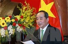 Bổ nhiệm ông Lê Khánh Hải giữ chức Chủ nhiệm Văn phòng Chủ tịch nước