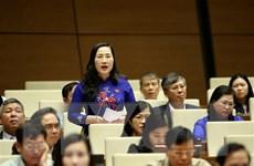 Họp Quốc hội: Tính tranh tụng trong xét xử ngày càng rõ nét