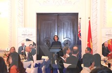 Kỷ niệm 48 năm thiết lập quan hệ ngoại giao Việt Nam-Australia