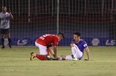 Nhức nhối vấn nạn bóng đá bạo lực trong các trận đấu ở V-League