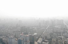 Có 9 điểm không khí ô nhiễm nặng, ảnh hưởng nghiêm trọng tới sức khỏe
