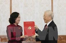 Bộ Chính trị phân công Trưởng ban Tổ chức TW và Trưởng ban Dân vận TW