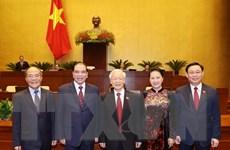 Thông cáo báo chí số 12, Kỳ họp thứ 11, Quốc hội khóa XIV