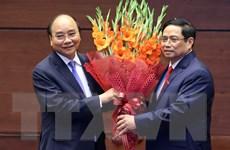 Lãnh đạo các nước gửi thư, điện mừng các nhà lãnh đạo Việt Nam
