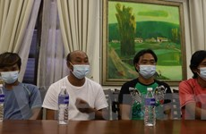 Bảo hộ ngư dân Việt Nam bị chìm tàu và dạt vào vùng biển Malaysia