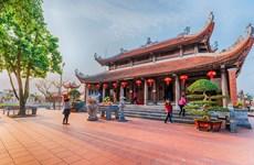 Quảng Ninh: Đón nhận Bằng xếp hạng Di tích quốc gia đền Xã Tắc