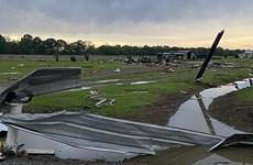 Dông lốc nghiêm trọng tại Mỹ khiến ít nhất 2 người thiệt mạng