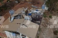 Bão Seroja hoành hành ở Australia, hàng chục nghìn người bị mất điện