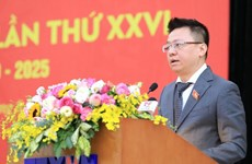 Tiểu sử tân Tổng Biên tập Báo Nhân Dân Lê Quốc Minh