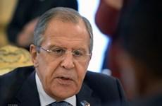 Ngoại trưởng Nga tái khẳng định cam kết trong vấn đề Syria và Yemen