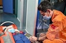 Đà Nẵng: Kịp thời cấp cứu ngư dân bị nạn nguy kịch trên biển