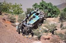 Tai nạn xe khách nghiêm trọng tại Peru làm ít nhất 23 người thiệt mạng