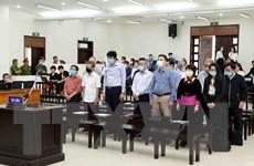 Nguyên Tổng Giám đốc TISCO Trần Trọng Mừng bị đề nghị 10 đến 11 năm tù