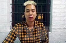 Bắt giữ nghi can hiếp dâm, giết người, cướp tài sản tại Tuyên Quang