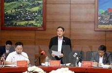 Phó Chủ tịch Quốc hội kiểm tra công tác chuẩn bị bầu cử tại Lào Cai