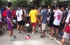 Nam Định: Tạm giữ đối tượng đâm chết nam sinh lớp 9 sau khi đá bóng