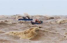 Khu vực Bắc Biển Đông có gió giật cấp 8, sóng cao tới 4m