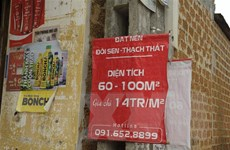 Hà Nội: Cần công khai thông tin quy hoạch để ngăn tình trạng 'sốt đất'