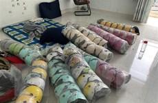 Thành phố Hồ Chí Minh: Khởi tố vụ làm giả mũ bảo hiểm Nón Sơn