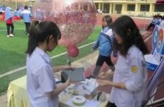 Tặng trên 6.500 đầu sách cho trẻ em nghèo ở vùng cao Lào Cai