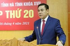 Thủ tướng phê chuẩn kết quả bầu Chủ tịch UBND tỉnh Hà Tĩnh