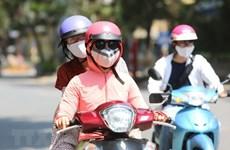 Chỉ số UV cực đại tại nhiều tỉnh, thành phố ở mức rất cao