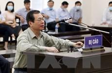 Cựu Bộ trưởng Bộ Công Thương Vũ Huy Hoàng bị đề nghị 10-11 năm tù