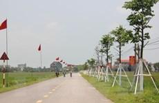 Diện mạo nông thôn mới trên quê hương Tổng Bí thư Hà Huy Tập