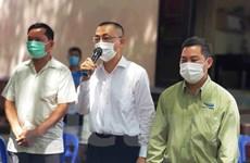 'Người Việt tại Campuchia không nên về nước theo đường dây trái phép'