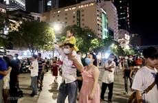 TP.HCM: Xử phạt nghiêm khắc người không đeo khẩu trang nơi công cộng