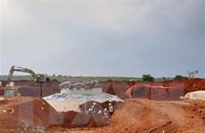 Điện gió Đắk Nông: Chủ đầu tư 'chạy nước rút,' dân ngăn cản thi công