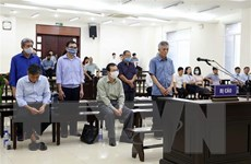 Xét xử Vũ Huy Hoàng: Các bị cáo mong được giảm nhẹ hình phạt