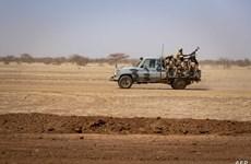 'Các con tin người nước ngoài đã bị sát hại ở Burkina Faso'
